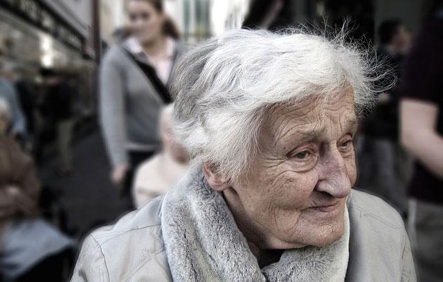 Asistencia a ancianos